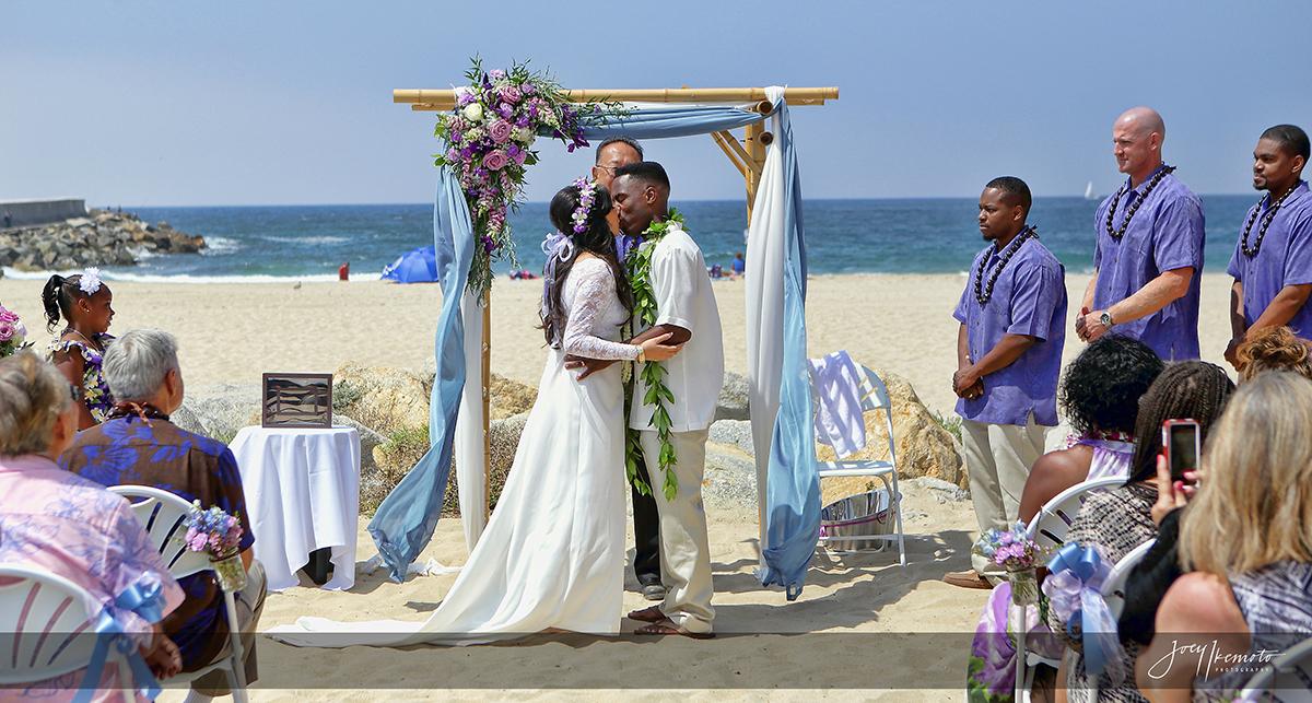 Charthouse Redondo Beach Wedding, Los Angeles, Darryl and Elizabeth |