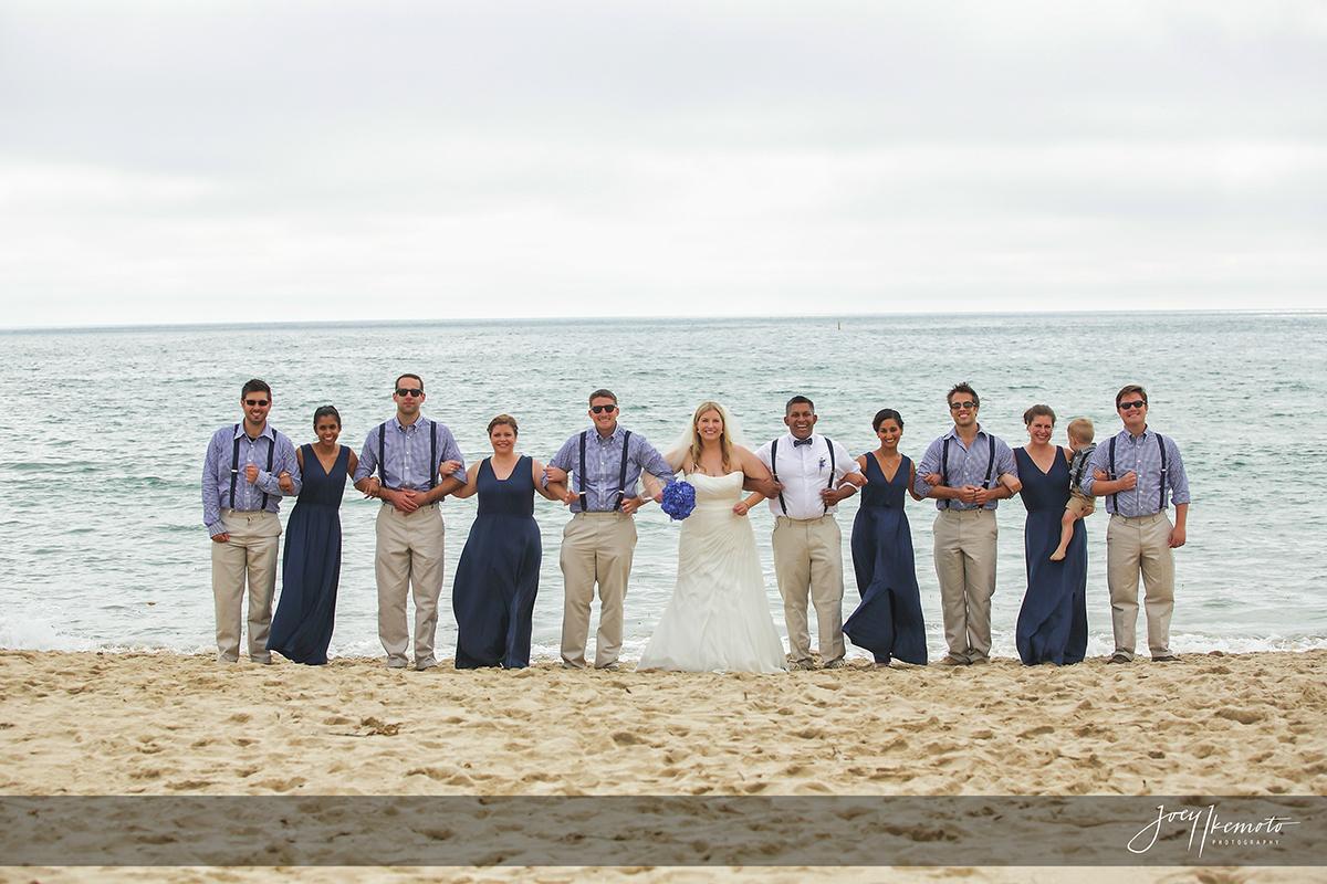 Chart House Redondo Beach Wedding, Joey and Kristen |