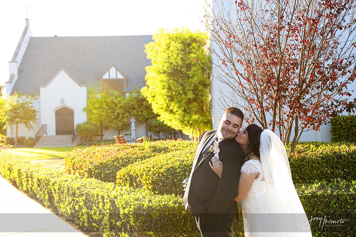 St Bartholomews Church And Long Beach Marriott Wedding Alfonso And Roxanne