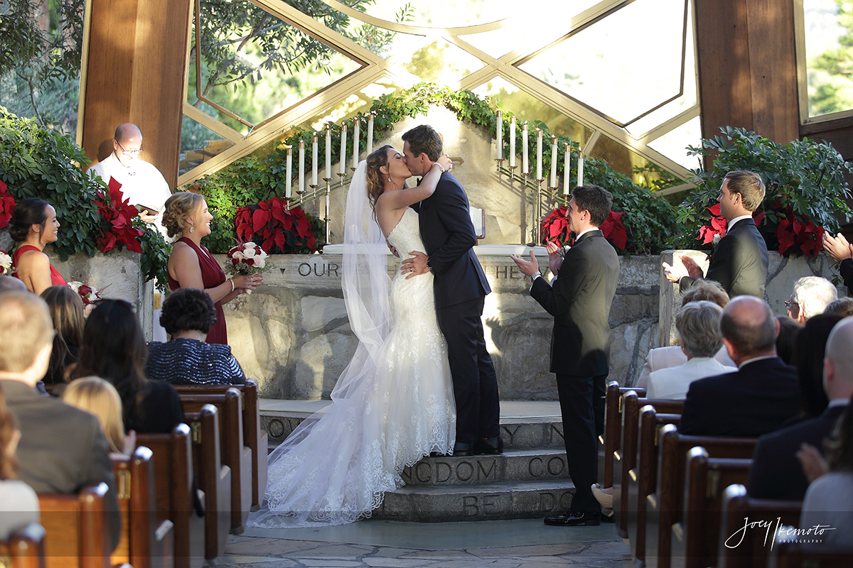 Wayfarers Chapel And Palos Verdes Country Club Wedding Rikus And Bianca