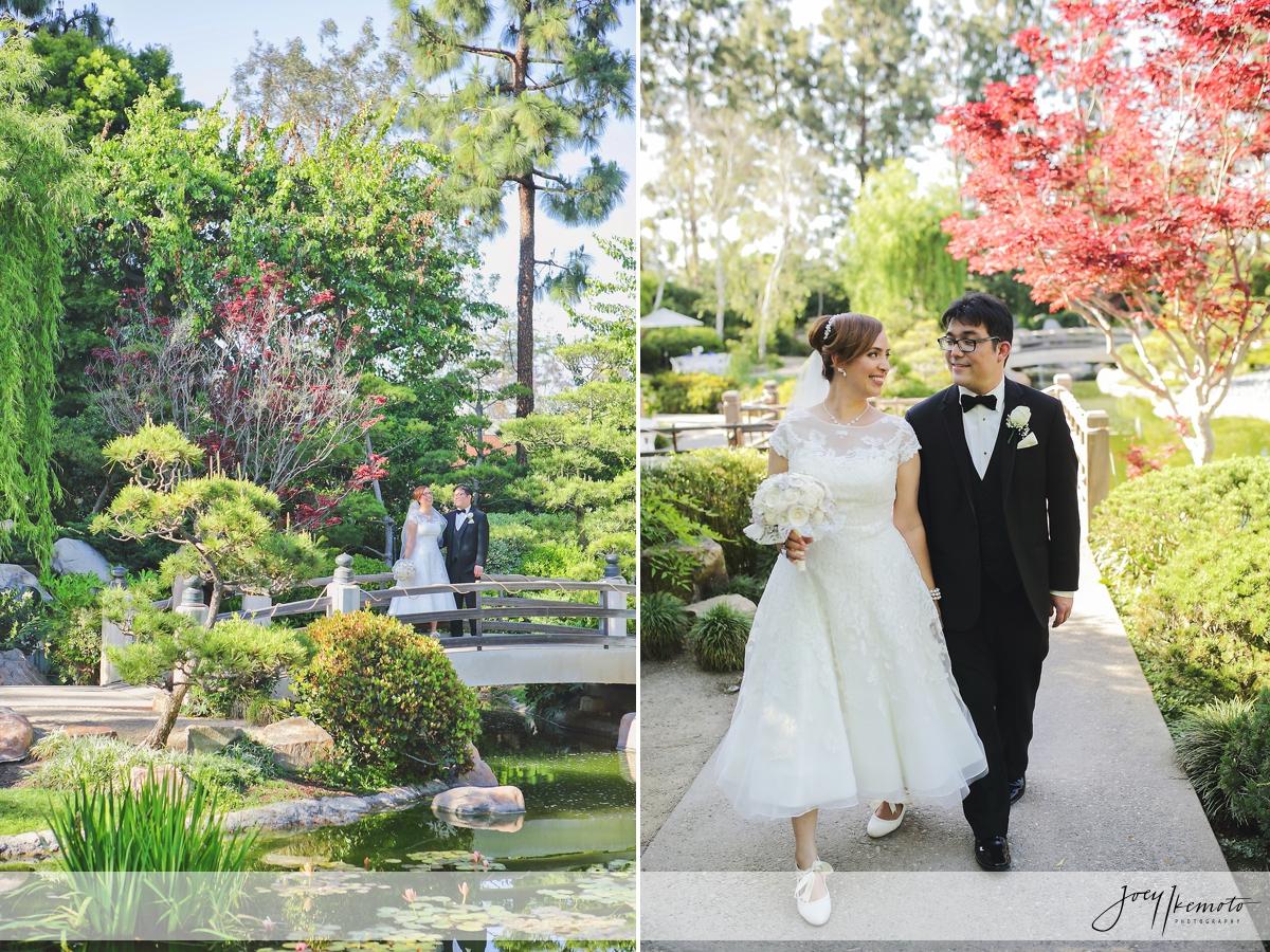 St Gertrudes Church And Cal State Long Beach Wedding Michael Edith