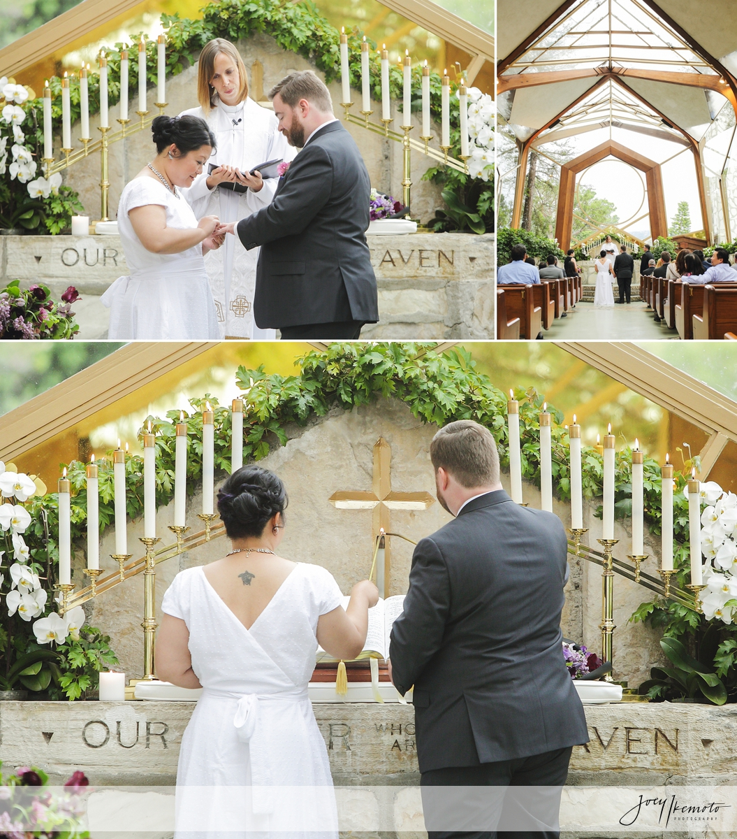 Palos Verdes Wedding Venues: Wayfarers Chapel Palos Verdes And The Federal Bar Long