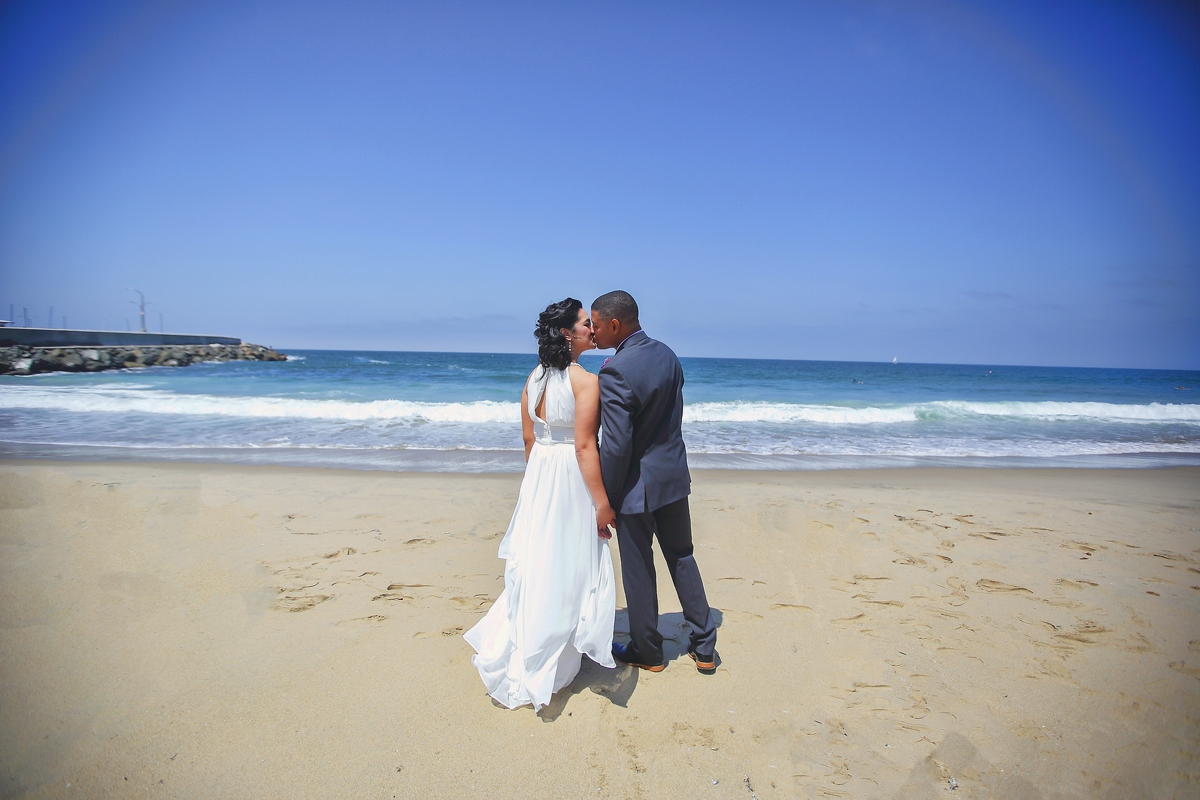 Chart House Redondo Beach Wedding Ramon Diana