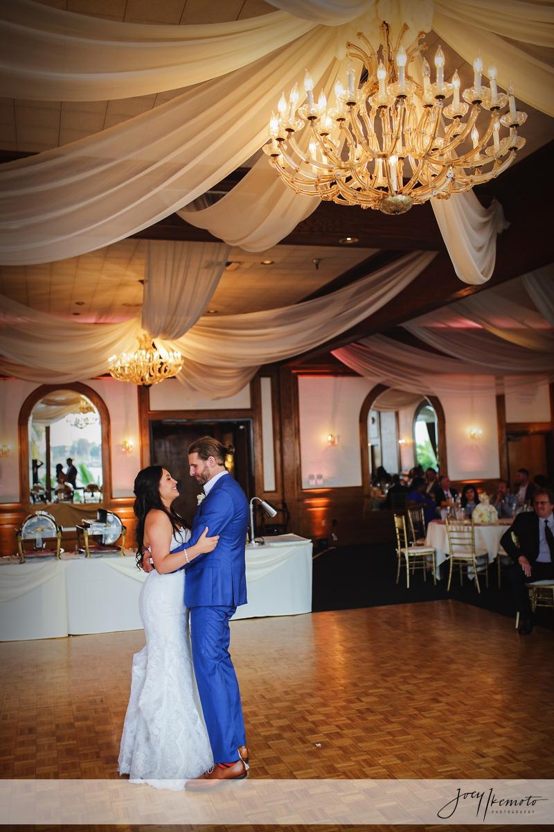 Redondo Beach Chart House Wedding