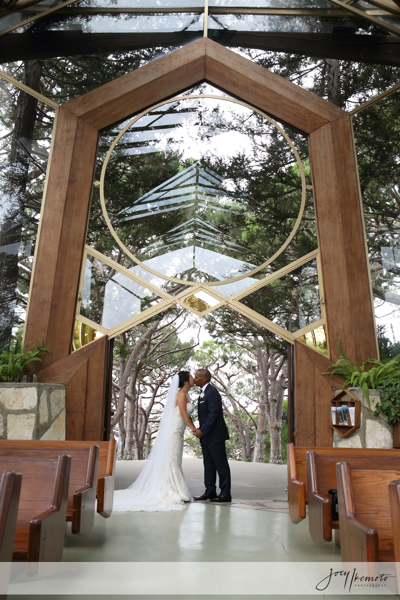 Wayfarers Chapel And Terrenea Resort Palos Verdes Wedding